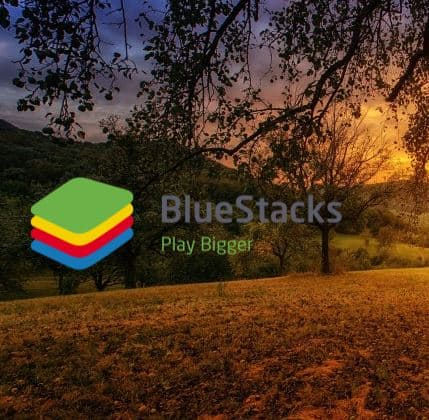 install bluestacks on PC