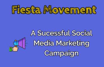 Fiesta Movement - Social Media Marketing Campaign