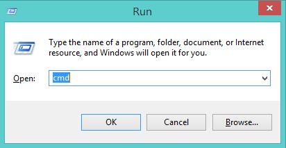 Run Box After Press Windows+R