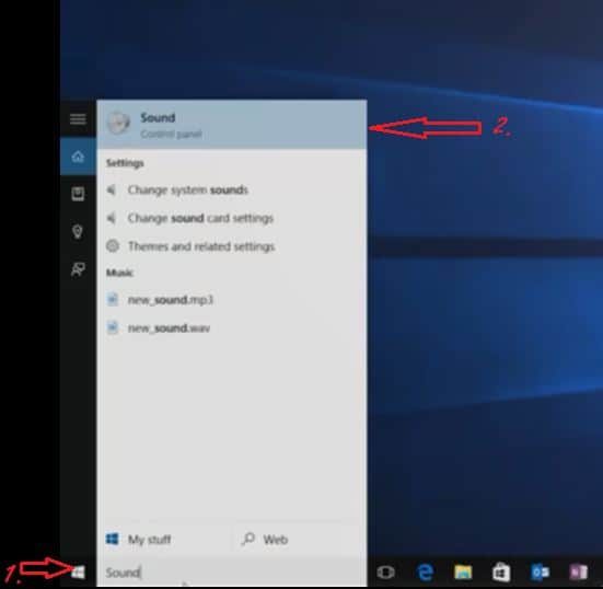 Start Button on Windows 10