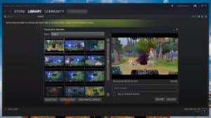 Steam Screenshot Uploader Page