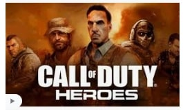 call of duty heroes game image