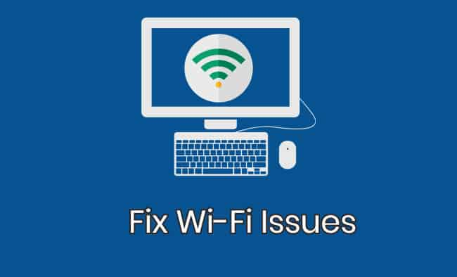 Fix Wifi on Windows 10