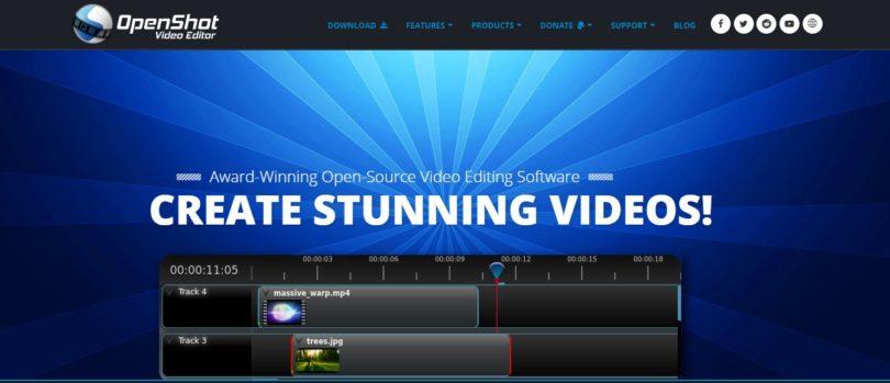 OPenShot Free Video Editor[_[984r