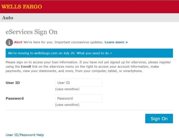 www.wellsfargodealerservices.com sign in