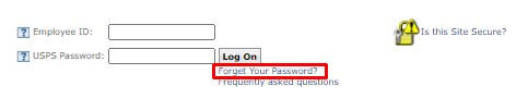 Reset LiteBlue Password