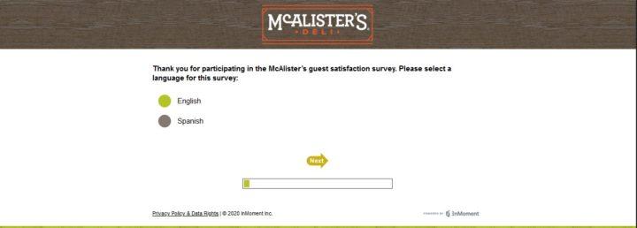 Talktomcalisters Survey