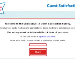 Talktosonic Survey